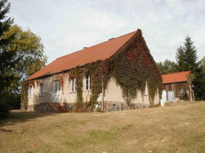 Gemeindehaus in Alt Rosenthal, Foto: Matthias Lubisch