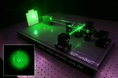 Optik und Life-Science Club (TOLS-Club) startet im September
