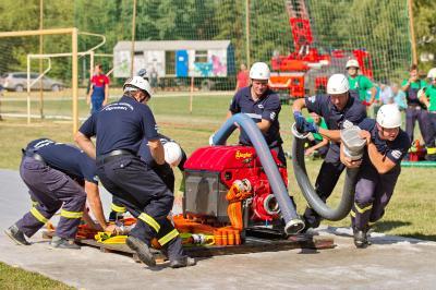 Feuerwehrsport (Foto: Kreisfeuerwehrverband OSL/Neumann)