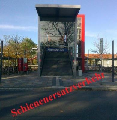 Bild der Meldung: Schienenersatzverkehr zwischen Friedrichsfelde Ost und Strausberg Nord