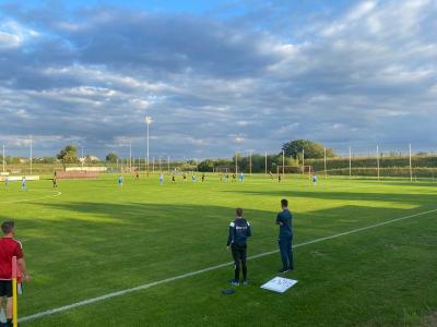 Bild der Meldung: Überragende Bedingungen beim U14-Auswahlturnier in Waltersdorf