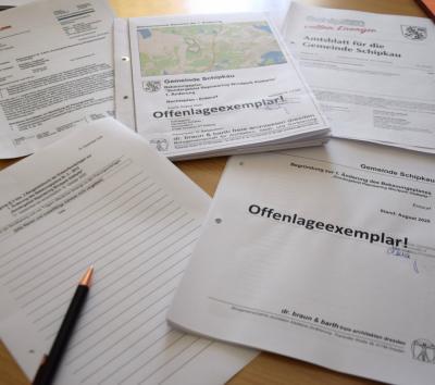 """Vorschaubild zur Meldung: Planunterlagen zum """"Energiepark"""" liegen zur Einsichtnahme bereit"""