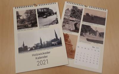 Foto zur Meldung: Die Aktive Bürgerschaft Holzwickede gibt den Holzwickeder Kalender 2021 heraus