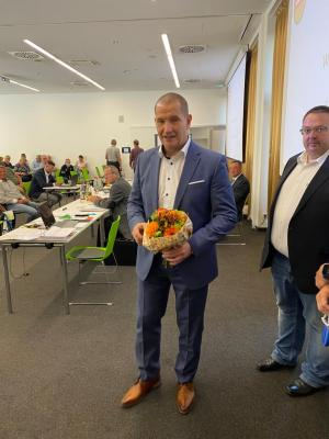 Matthias Große ist Präsident der DESG