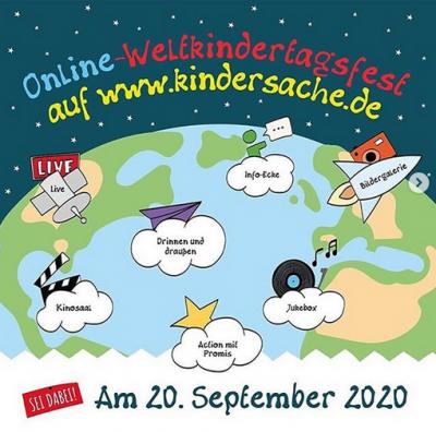 Bild der Meldung: Weltkindertag 2020 online