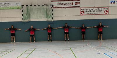 Vorschaubild zur Meldung: Tischtennis: gelungener Saisonstart für Verbandsligateam