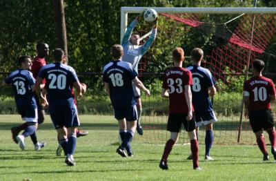 Foto zur Meldung: 1. Herren - Drei Spiele - drei Siege !