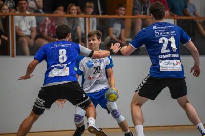 Vorschaubild zur Meldung: Männer 1 startet Handballsaison 2020/2021