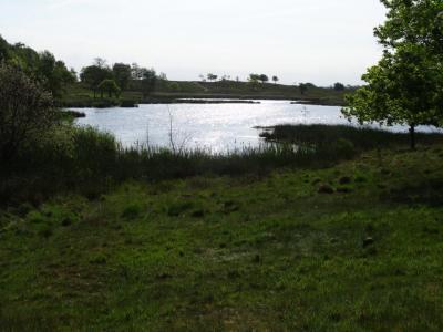 Vorschaubild zur Meldung: Dünen und See als Landschaftsarchive