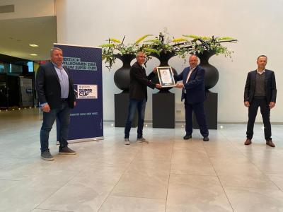 Foto zur Meldung: TSV Sieverstedt stellt neuen Weltrekord auf