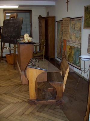 Vorschaubild zur Meldung: Schulmuseum und Stadtarchiv Selbitz