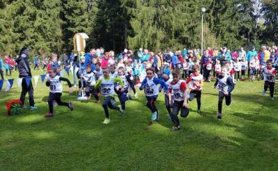 Foto zur Meldung: Schulcross der GS Ruhla