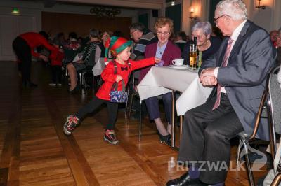 Seniorenweihnachtsfeier 2019: Kultur wird auch bei den diesjährigen Seniorenweihnachtsfeiern in Pritzwalk geboten. Foto: Andreas König/Stadt Pritzwalk