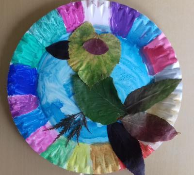 Foto zur Meldung: Blättermonster und Blättertiere
