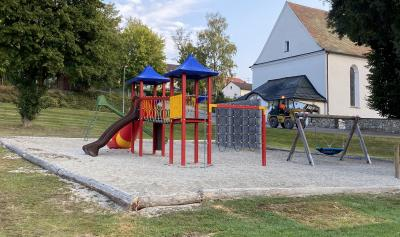 Vorschaubild zur Meldung: Spielplatz Deutstetten