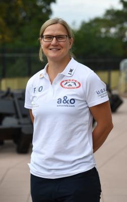 Jenny Wolf ist neue Eisschnelllauf-Bundestrainerin der DESG. Foto: Matze Koch