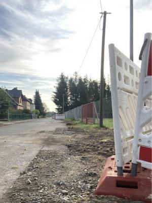 Vorschaubild zur Meldung: Baumaßnahmen im Ortsteil Klettwitz
