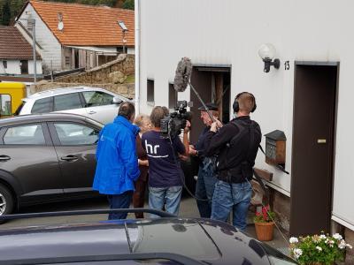 """Vorschaubild zur Meldung: Römershausen als """"Dolles Dorf"""" im Fernsehen"""