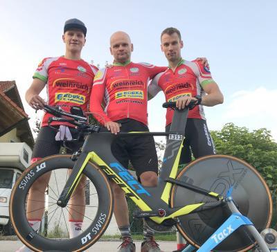 Foto zu Meldung: Grebser Cycling Team in Österreich am Start