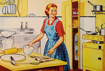 Kuchen wie bei Muttern!