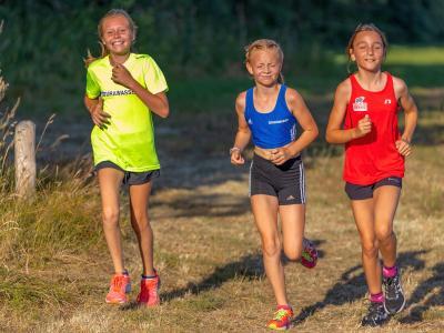 Foto zur Meldung: Am Sonntag geht's zum Kinderlauf nach Laage