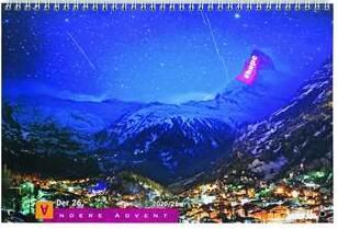 Vorschaubild zur Meldung: Neue Kalender
