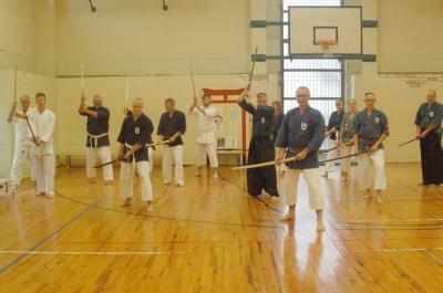 Vorschaubild zur Meldung: Kenjutsu LG in Egeln