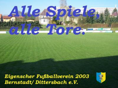 Foto zur Meldung: Das Fußballwochenende( 26.- 28.09.2020) auf dem Eigen