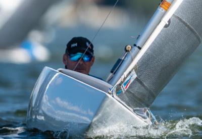 In Plau am Start: Heiko Kröger, 17facher Deutscher Meister