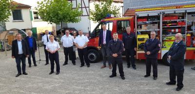 G.W.- Fahrzeugübergabe Feuerwehr Willingshausen