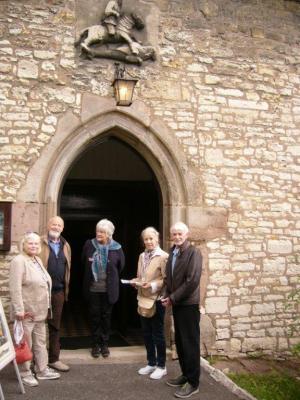 Vorschaubild zur Meldung: Museumsfreunde stellen vor: St Georgskirche