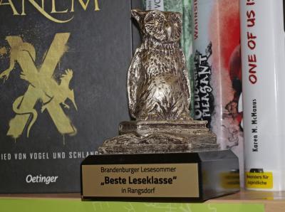 Foto zur Meldung: Rangsdorfer Kulturmeile bietet großes Lesesommer-Finale