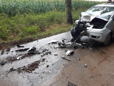 Vorschaubild zur Meldung: Verkehrsunfall Ankumer Straße