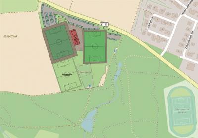 Foto zur Meldung: Germania - Neues Stadion für Germania: Stadt gibt Geld und Grundstück