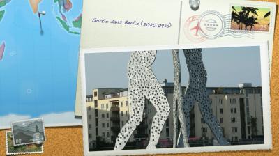 Vorschaubild zur Meldung: Classe 5c - Sortie dans Berlin