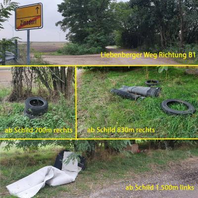 Foto zur Meldung: Erneute Anmahnung zur Sauberkeit