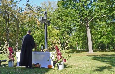 Erntedankgottesdienst am 3. Oktober 2020