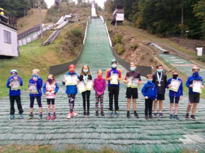 Foto zur Meldung: Thüringer Schülercup in Ruhla