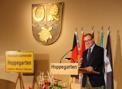 Bild der Meldung: Festrede von Hans-Georg von der Marwitz zum Tag der Deutschen Einheit
