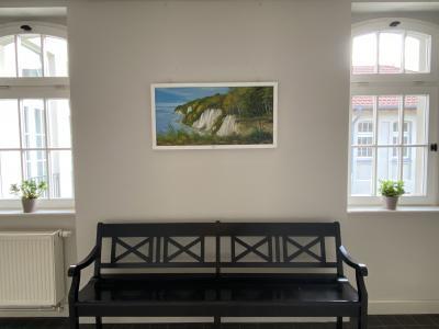 Vorschaubild zur Meldung: Ausstellung des Malers Manfred Diekmann im Rathaus