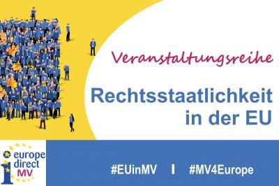 Vorschaubild zur Meldung: Rechtsstaatlichkeit in der EU - Diskussionsrunde in Neustrelitz am 21.10.2020