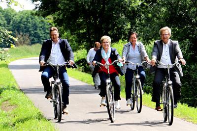 Vorschaubild zur Meldung: ADFC-Check: Wie ist Radfahren in Deiner Gemeinde?