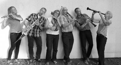 "Das Ensemble ""Merulea"" aus Hann. Münden >Quelle: Carsten Fette"