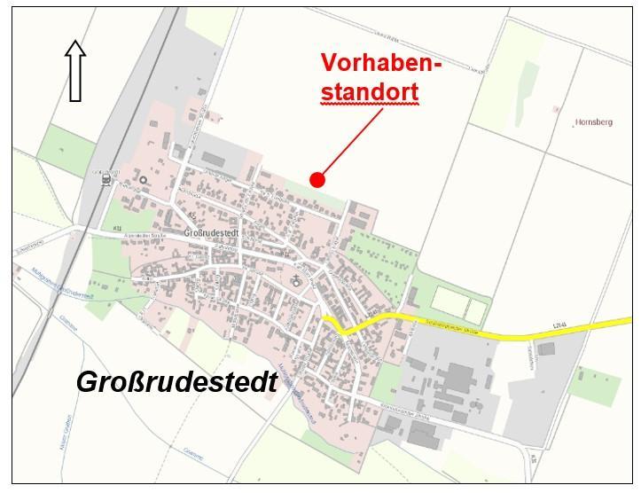 Karte Hornsbergblick