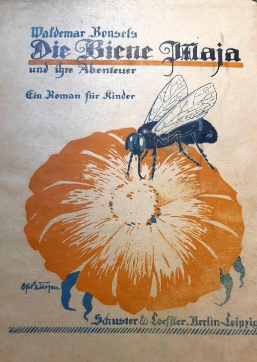 Die Biene Maja, Deckel