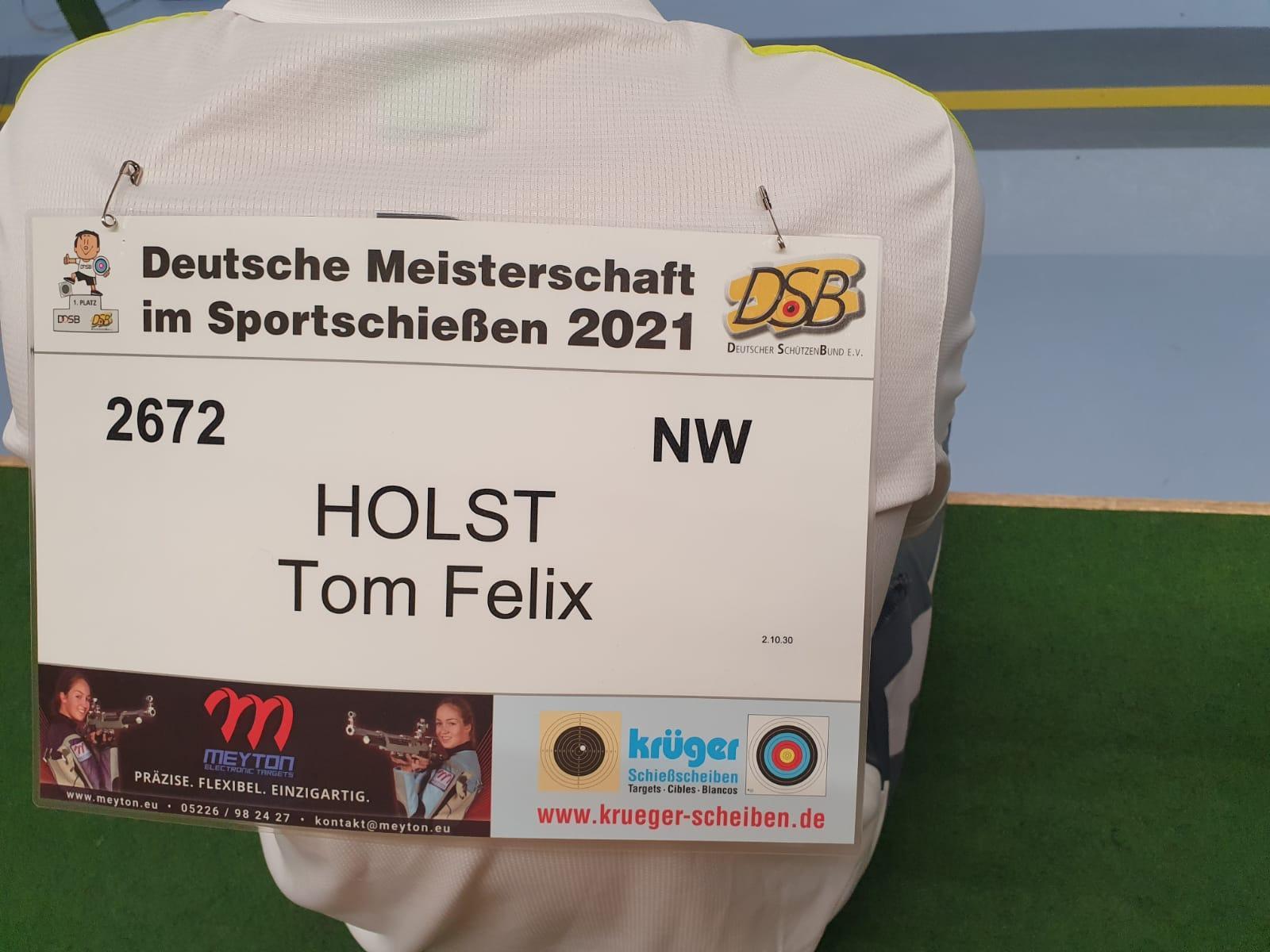 Tom Felix Holst-