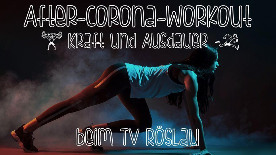 After-Corona Workout