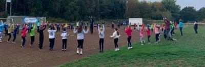 Vorschaubild zur Meldung: TuS unterstützt Grundschule bei Sporttag