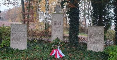 Kriegsgräberdenkmal Bodes