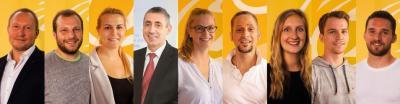 Foto zur Meldung: Neuer Vorstand: Sportjugend Niedersachsen